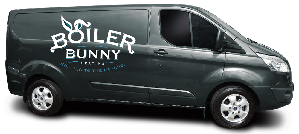 Boiler Bunny Heating van